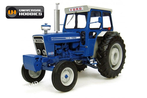 UH2799 UNIVERSAL HOBBIES 1:16 SCALE FORD 7600 WITH CAB