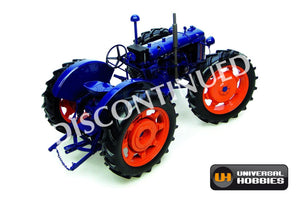 Uh2816 Universal Hobbies 1:16 Scale Fordson E27N Roadless - Discontinued Tractors And Machinery
