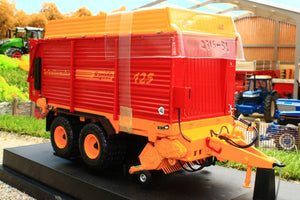UH2839 UNIVERSAL HOBBIES SCHUITEMAKER RAPIDE 125 TRAILED FORAGE WAGON