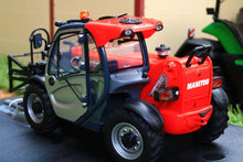 Load image into Gallery viewer, UH2925 Universal Hobbies MANITOU MT625 TELEHANDLER - rear left qtr with wheels straight