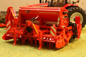 UH4076 KUHN SITERA 3000-HR 304-DC301 MECHANICAL SEED DRILL (1969)