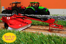 Load image into Gallery viewer, Uh4198 Universal Hobbies Kuhn Fc 3160 Tcd Trailed Disk Mower Conditioner ** £5 Off! Now £19.34!