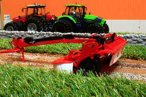 Uh4198 Universal Hobbies Kuhn Fc 3160 Tcd Trailed Disk Mower Conditioner ** £5 Off! Now £19.34!