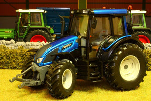 UH4210 Universal Hobbies Valtra N103 Tractor in Blue