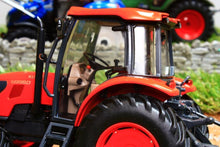 Load image into Gallery viewer, Uh4282 Universal Hobbies Kubota M9960 Tractor Tractors And Machinery (1:32 Scale)