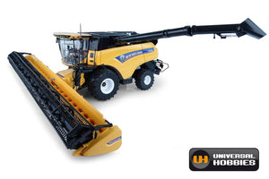 Uh4868 Universal Hobbies New Holland Cr1090 Combine Harvester With Wheels Tractors And Machinery