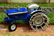 Load image into Gallery viewer, Uh4879 Universal Hobbies Ford 5000 Tractor With Cage Wheels Tractors And Machinery (1:32 Scale)