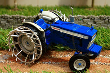 Load image into Gallery viewer, UH4879 UNIVERSAL HOBBIES FORD 5000 TRACTOR WITH CAGE WHEELS
