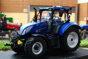 UH4959 UNIVERAL HOBBIES NEW HOLLAND T6.175 BLUE POWER 4WD TRACTOR