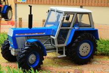 Load image into Gallery viewer, UH4985 UNIVERSAL HOBBIES ZETOR CRYSTAL 12045 4WD BLUE VERSION