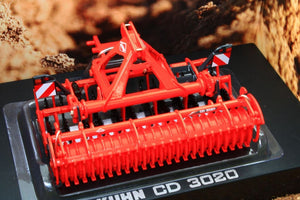 UH5218 UNIVERSAL HOBBIES KUHN CD3020 INTEGRATED DISC CULTIVATOR