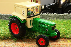 Uh5252 Universal Hobbies Deutz Fahr D6005 2Wd Tractor With Cab Tractors And Machinery (1:32 Scale)
