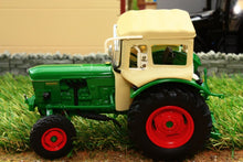 Load image into Gallery viewer, UH5252 UNIVERSAL HOBBIES DEUTZ FAHR D6005 2WD TRACTOR WITH CAB