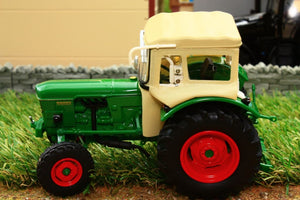 UH5252 UNIVERSAL HOBBIES DEUTZ FAHR D6005 2WD TRACTOR WITH CAB