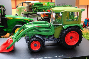 UH5310 UNIVERSAL HOBBIES FENDT FARMER 5S 4WD WITH FRONT LOADER AND CAB