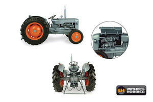 Uh5315 Universal Hobbies 1:16 Scale Fordson Dexta 60Th Anniversary Edition Ed-1957 Tractors And