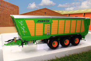 UH5336 UNIVERSAL HOBBIES JOSKIN SILO SPACE 2 590T SILAGE TRAILER