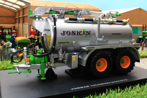 UH5337 UNIVERSAL HOBBIES JOSKIN VOLUMETRA 200000TS SLURRY TANKER DEALER EDITION