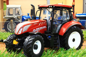 Uh5375 Universal Hobbies New Holland T6.175 Fiat Centenario 100Th Anniversary Edition Tractor