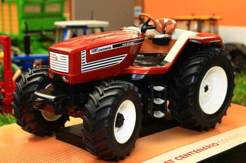 UH5382 UNIVERSAL HOBBIES FIAT CENTENATIO CONCEPT 100TH ANNIVERSARY CELEBRATION TRACTOR