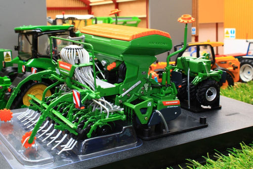UH5384 Amazone Centaya 3000 Super Pneumatic Seed Drill with KG 3001 Super Cultivator and T-Pack