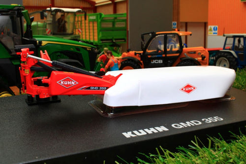 UH5395 UNIVERSAL HOBBIES KUHN GMD 355 DISC MOWER