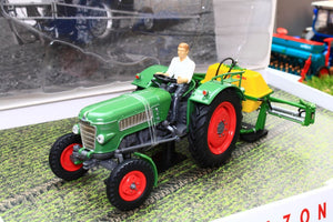 UH6201 UNIVERSAL HOBBIES FENDT FARMER 2+AMAZONE SPRAYER BOXED SET