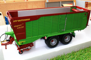 UH6202 UNIVERSAL HOBBIES STRAUTMANN MAGNON 470 DO TRAILED FORAGE WAGON