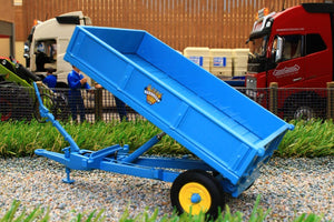 Uh6215 Universal Hobbies Weeks Popular 3.5T Hydraulic Tipping Trailer Tractors And Machinery (1:32