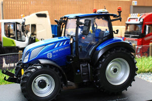 UH6223 UNIVERSAL HOBBIES NEW HOLLAND T5.140 BLUE POWER TRACTOR WITH HI VIS CAB