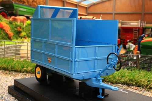 UH6230 UNIVERSAL HOBBIES WEEKS 3.5 TON TIPPING TRAILER WITH SILAGE SIDES
