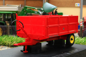 UH6242 UNIVERSAL HOBBIES MASSEY FERGUSON MF21 3.5 TON TIPPING TRAILER WITH GRAIN SIDES
