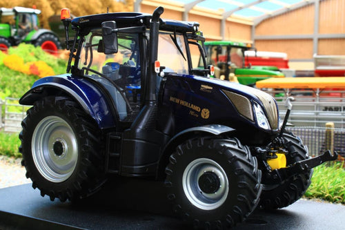 UH6252 UNIVERSAL HOBBIES NEW HOLLAND T6.175 PROFONDO BLUE 50TH ANNIVERSARY 4WD TRACTOR