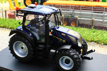 Load image into Gallery viewer, UH6254 UNIVERSAL HOBBIES NEW HOLLAND T5.140 PROFONDO BLUE 50TH ANNIVERSARY 4WD TRACTOR