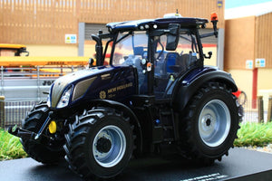 UH6254 UNIVERSAL HOBBIES NEW HOLLAND T5.140 PROFONDO BLUE 50TH ANNIVERSARY 4WD TRACTOR