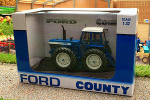 UH6302 Universal Hobbies Ford TW-30 County 1884 Prototype Tractor