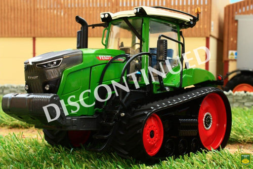 Usk10634 Usk Fendt 943 Vario Mt Tractor On Tracks Tractors And Machinery (1:32 Scale)