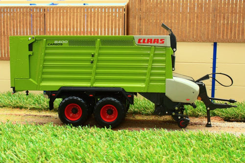 Usk30020 Usk Claas Cargo 8400 2 Axle Trailed Forage Wagon ** Was £80.22 Now £50.22 Tractors And