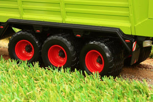 Usk30022 Usk Claas Cargos 8500 3 Axle Trailed Forage Wagon ** 10% Off Tractors And Machinery (1:32