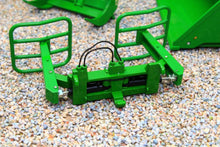Load image into Gallery viewer, W7381 WIKING LOADER ATTACHMENT SET A IN JOHN DEERE GREEN