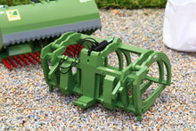 Load image into Gallery viewer, W7384 WIKING FRONT LOADER SET IN FENDT GREEN