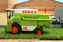 Load image into Gallery viewer, W7834 WIKING CLAAS COMMANDOR 116 CS COMBINE HARVESTER PLUS HEADER TRAILER