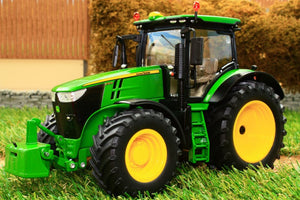 W7837 Wiking John Deere 7310R Tractor Tractors And Machinery (1:32 Scale)