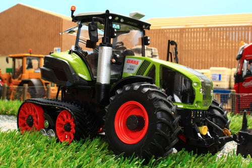 W7839 WIKING CLAAS AXION 930 TRACTOR WITH TRACKS