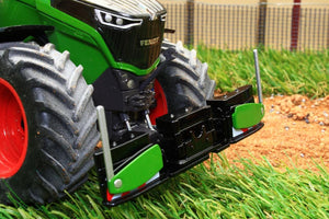 W7842 WIKING FRONT BUMPER AND WEIGHTS IN FENDT COLOURS