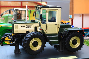 We1043 Weise Mb-Trac 1000 In Metallic Gold/thistle Green Tractors And Machinery (1:32 Scale)
