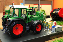 Load image into Gallery viewer, WE1064 WEISE FENDT FAVORIT 510 C TRACTOR WITH FRONT LOADER