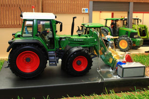 WE1064 WEISE FENDT FAVORIT 510 C TRACTOR WITH FRONT LOADER