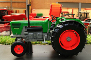 WE2055 WEISE Deutz D80 06 2wd Tractor - Limited Edition 400 pieces