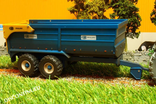 42701 WEATHERED BRITAINS  KANE GRAIN TRAILER